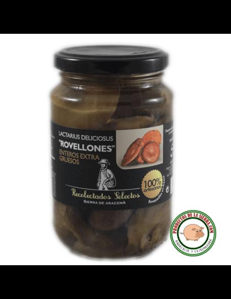 Lactarius Deliciosus in Olive Oil