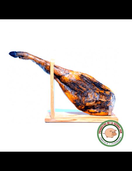 Iberian Ham Piece