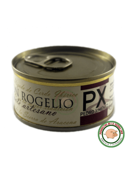 Handmade Paté with Sweet Wine (PX) Flavour