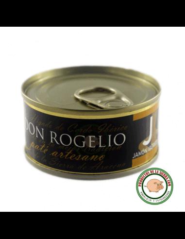 Paté artesano Don Rogelio sabor Jamón