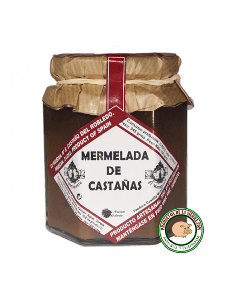 Chestnuts jam