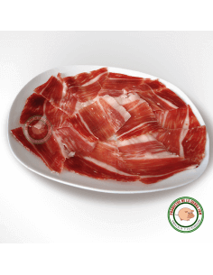 100 g. Iberian Ham Bellota quality sliced by hand