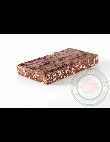 Turrón de Chocolate artesano Confitería Rufino