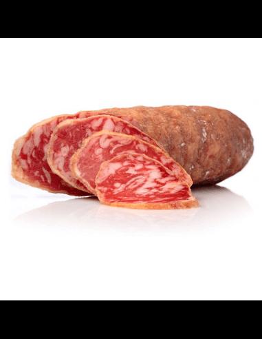 Iberian Ham Salami Acorn Quality