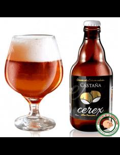 Craft beer with Chestnut Flavour Cerex