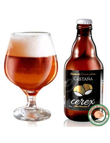 Craft beer with Chestnut Flavour Cerex