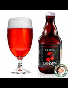 Craft beer with Cherry Flavour Cerex