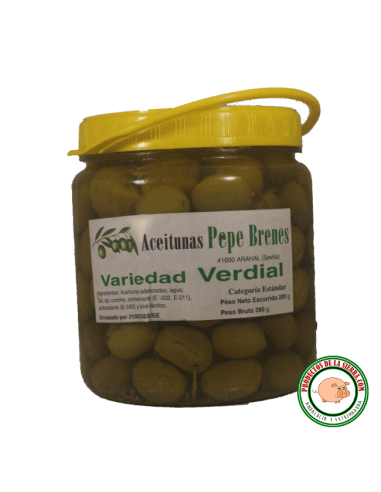 "Artisian Olives ""Verdial"""