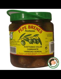 "Artisian Olives ""Gordales"""