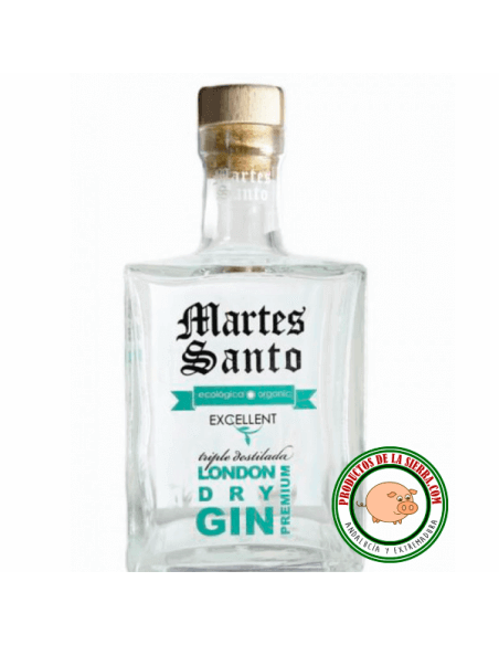 Andalusian Organic Gin Excellent Tridistilled