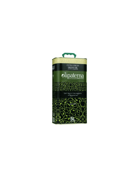 Olive Oil Extra Virgin OLIPATERNA