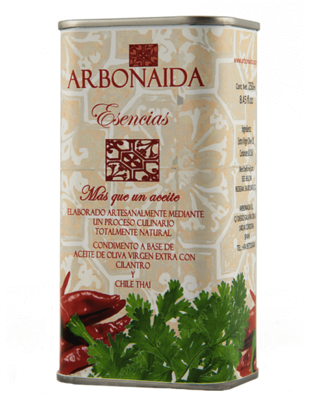 Essence of extra virgin olive oil  (with Herbs)