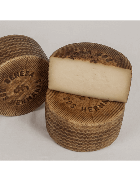 Sheep cheese of Dehesa Dos Hermanas