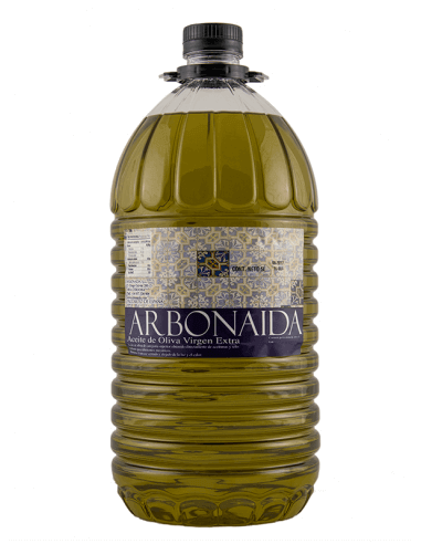 Extra Virgin Olive Oil Arbonaida