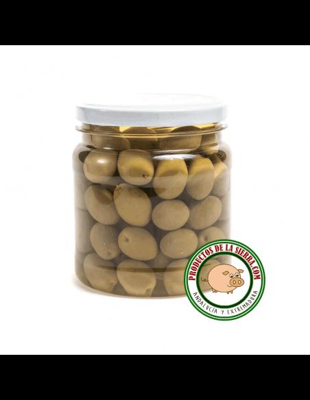 "Artisian Olives ""Manzanilla"" Anchovies flavoured"