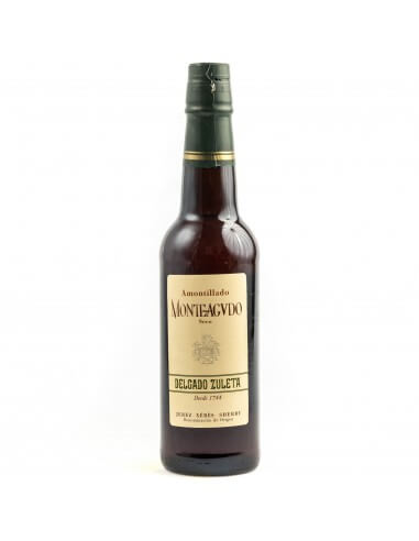 Dry Sherry Amontillado