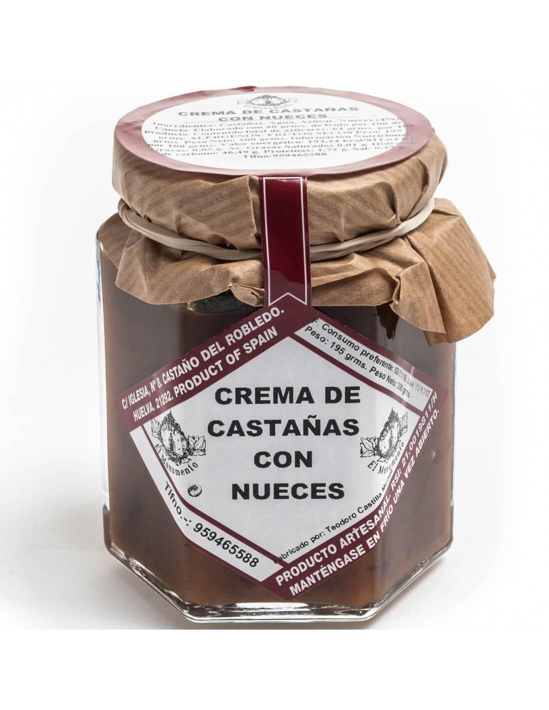 Comprar Crema De Castañas En Amazon
