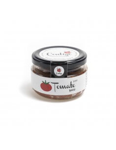 Organic dry Tomato Pate Contigo conservas artesanas