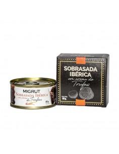 Iberian sobrasada with Truffle aroma
