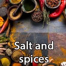 Salt and Spices